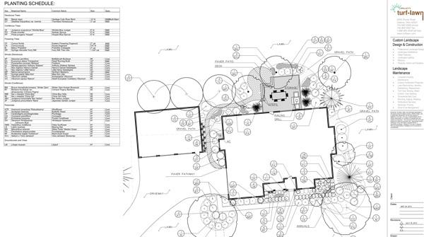 STL_landscape design-CAD